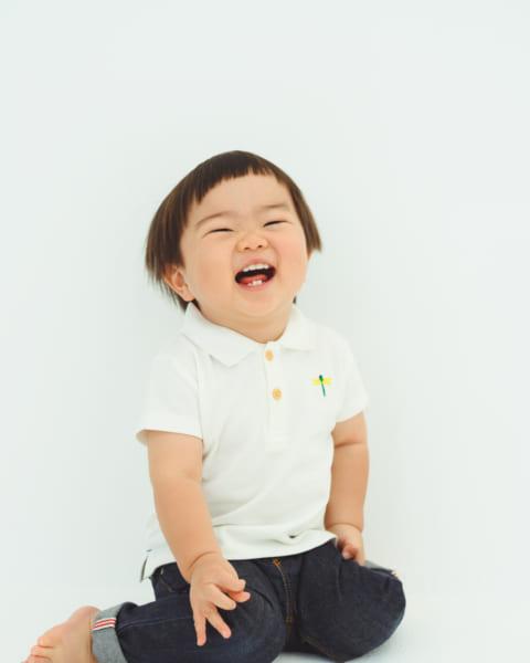 ベーシック刺繍ポロシャツ とんぼさん 2,500円