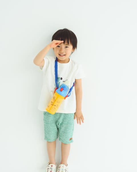 かまきりくんプリントTシャツ 1,980円