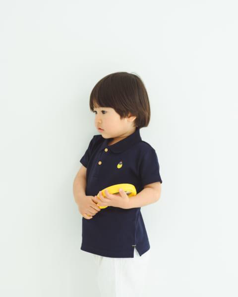 ベーシック刺繍ポロシャツ ほたるさん 2,500円