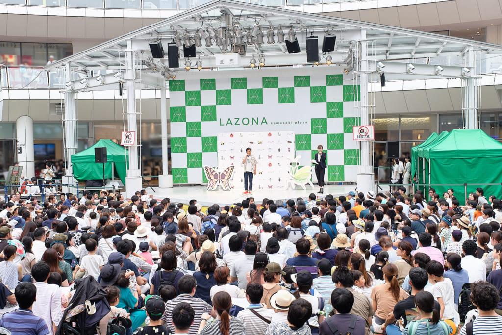インセクトコレクション プロデューサー香川照之昆虫トークステージ レポート3