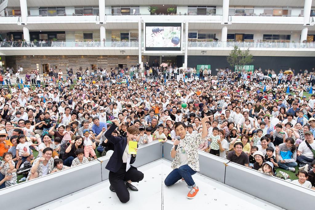 インセクトコレクション プロデューサー香川照之昆虫トークステージ レポート9