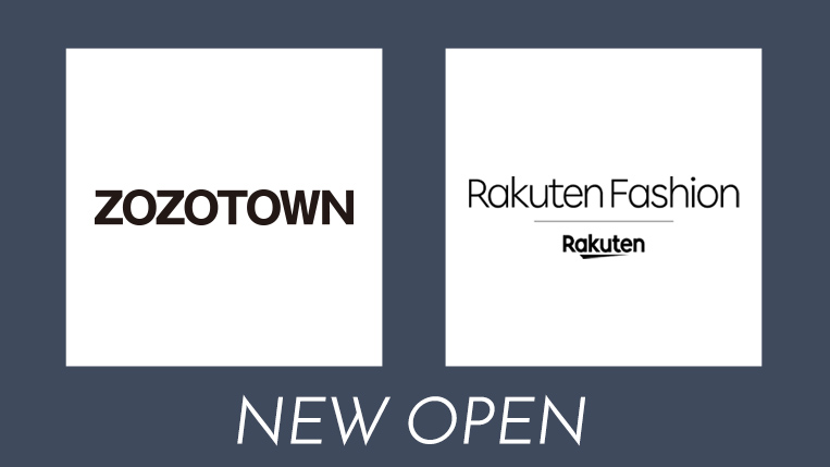 「ZOZOTOWN」「楽天ファッション」にてInsect collectionショップオープン